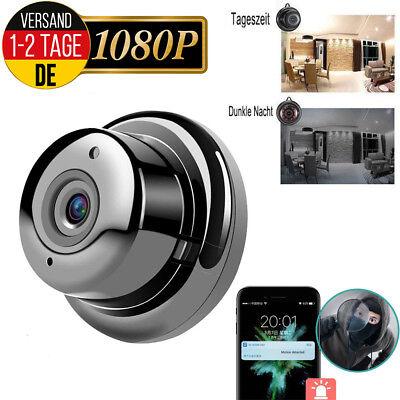 DHL Mini Kamera Wireless WiFi WLAN Überwachungkamera Hidden Spion Camera Spycam Wifi Spy