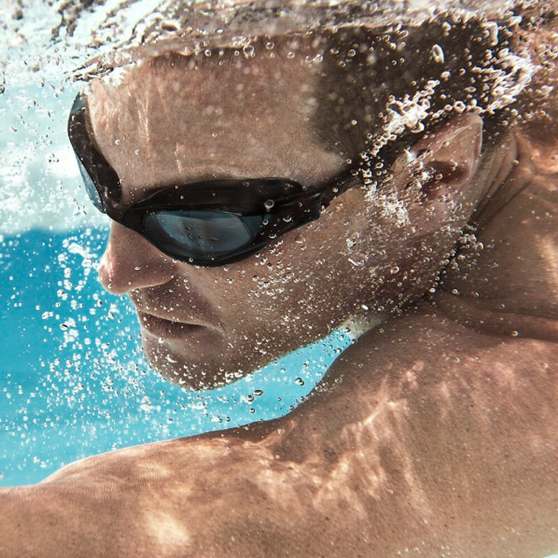 Adult Summer Swimming Goggles Kids Glasses Mask Anti-fog UV Protect