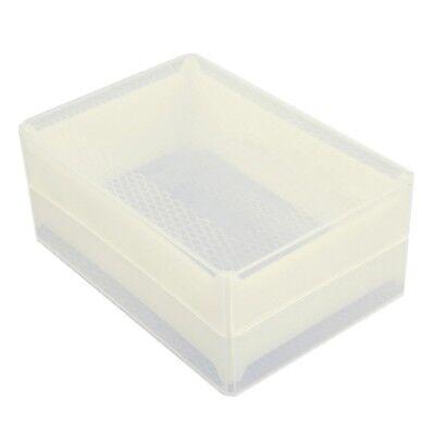 250g Comb Foundation Bee Honey Cassette Box Beekeeping Equipment