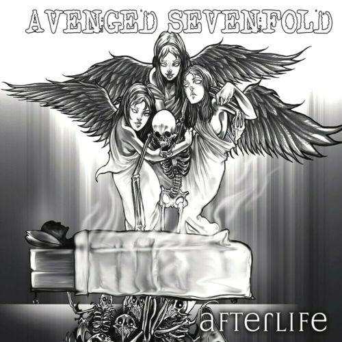 Avenged Sevenfold Afterlife SINGLE 12x12 Album Cover Replica Poster