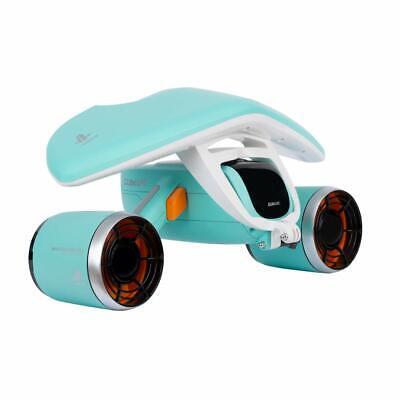 Sublue Whiteshark Mix Aqua Blue Portable&Small Size Underwater Scooter