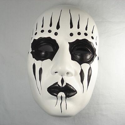 NEW 1:1 Resin Replica Slipknot Joey Evil With Stripe Halloween Mask Handmade ()