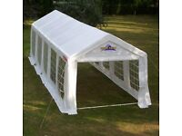 3m x 8m Garden Marquee by Gala Tent