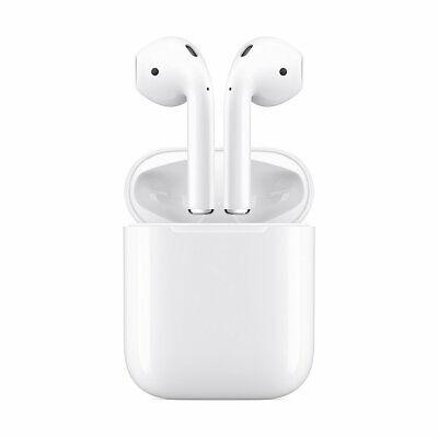 Apple Airpods 2 Gen. MV7N2ZM/A weiß In-Ear Bluetooth Kopfhörer Headset NEU