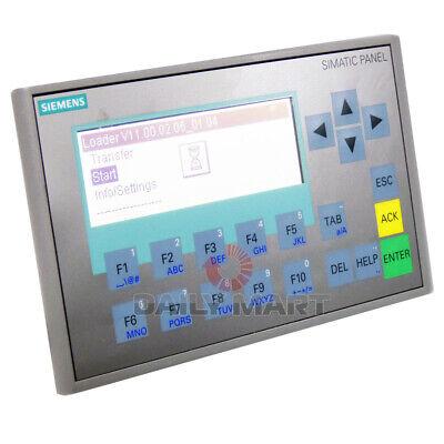 New In Box Siemens 6av6 647-0ah11-3ax0 Touch Panel