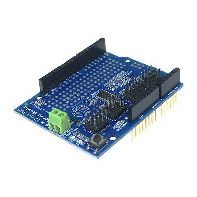 Pca9685 I2c 16-channel 12-bit Pwmservo Drive Shield For Arduino