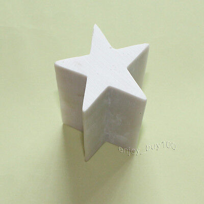 Star Shape Column Mold for Making Swirling Soap Supplies Resin  ()