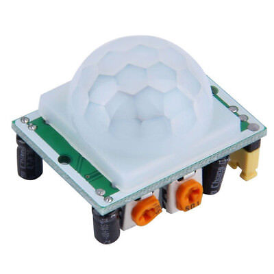 Arduino Raspberry Ir Pyroelectric Infrared Body Motion Module Sensor Detector