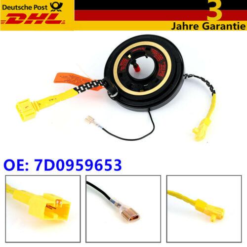 Airbag Schleifring Lenks/äule Lenkrad 7D0959653