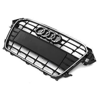 Original Audi A4 (B8 8K) S-Line Kühlergrill Facelift Exterieur Grill schwarz OEM