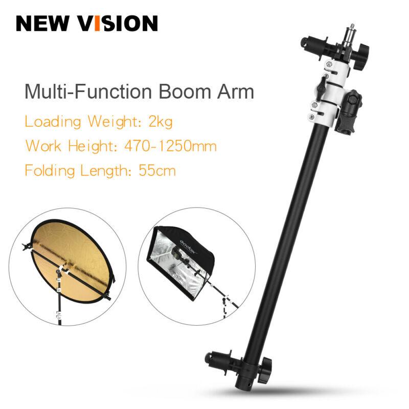 AMBITFUL AL-2 Photography Studio Reflector Diffuser Holder Or Boom Arm Bracket