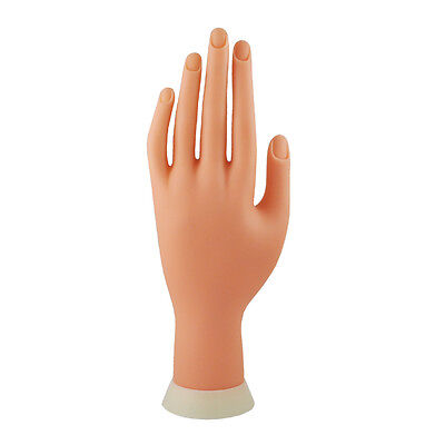 Berkeley Practice Soft Hand for Manicure Acrylic Nail Traning