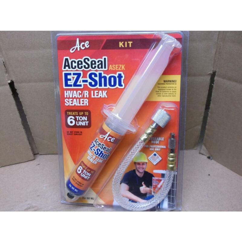 ACE ASEZK/66805 ACESEAL EZ-SHOT HVAC/R LEAK SEALER KIT 195947