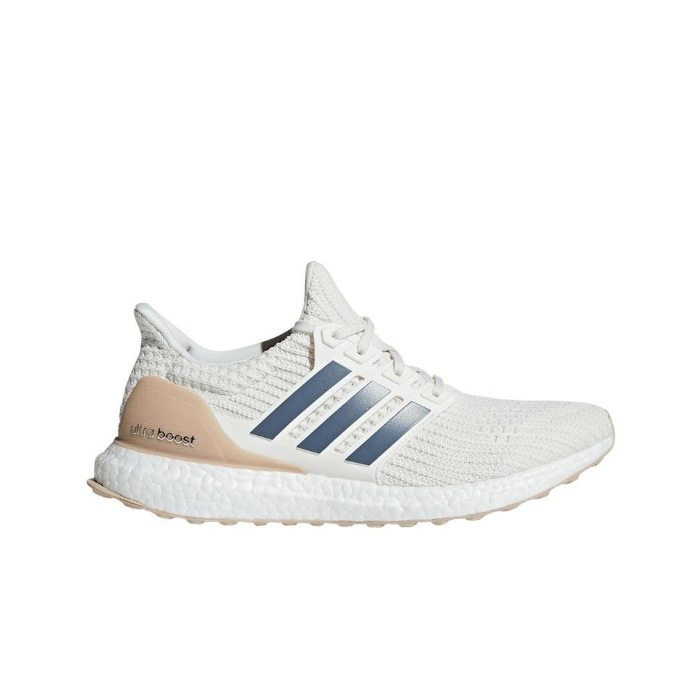 Adidas UltraBoost (Running White/Tech Ink/Ash Pearl) Men's Shoes CM8114