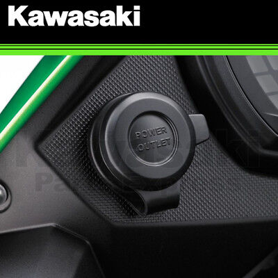 NEW 2017 GENUINE KAWASAKI VERSYS X 300 DC POWER OUTLET 99994-0997 for sale  Shipping to South Africa