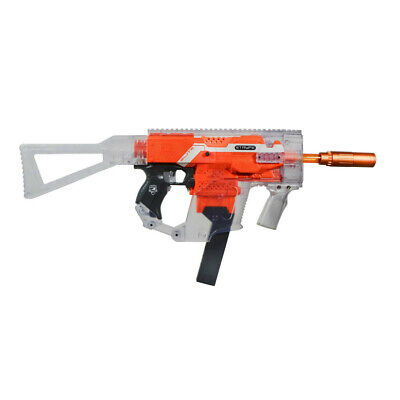 Worker MOD Kriss Vector Combo 12 Items for Nerf STRYFE Toy Color Transparent