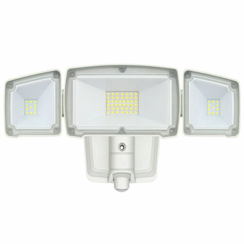 Security Light, Dusk to Dawn Super Bright LED Flood Light Outdoor ETL- Certified