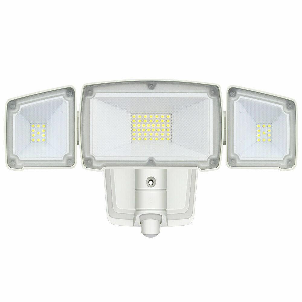 Security Light, Dusk to Dawn Super Bright LED Flood Light Ou