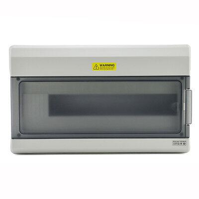 18 Way Ip65 Waterproof Outdoor Electrical Enclosure Plastic Electric Box 1518