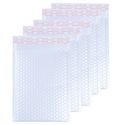50 Pack Poly Bubble Wrap Envelopes Postal Shipping Packaging Bags Waterproof UK