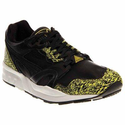 Puma Trinomic XT2+ Snow Splatter Pack Running Shoes - Black - Mens