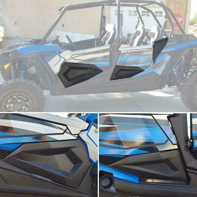 Lower Door Inserts Panels For POLARIS RZR XP 4 900 XP 4 1000 XP4 TURBO 2014-2020