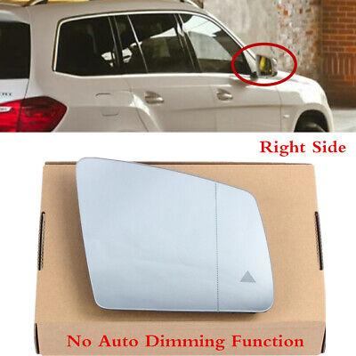 Für Benz GLE W166 X166 Rechts Außenspiegelglas Toterwinkel Blind Spot Assistent