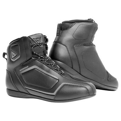 Motorcycle Boots DAINESE RAPTORS D-WP black - size 46 for sale  Shipping to Canada