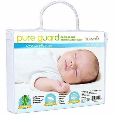 Crib Mattress Protector | Waterproof Crib Mattress Cover | C