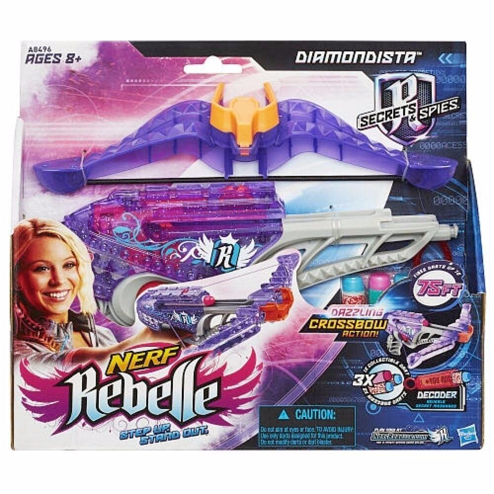 diamondista blaster toy dart gun with 3