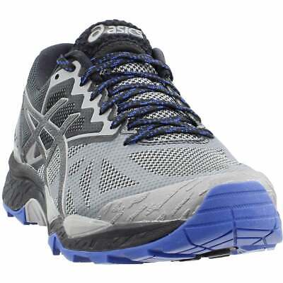 ASICS GEL-Fujitrabuco 6  Casual Running Neutral Shoes - Grey - Mens