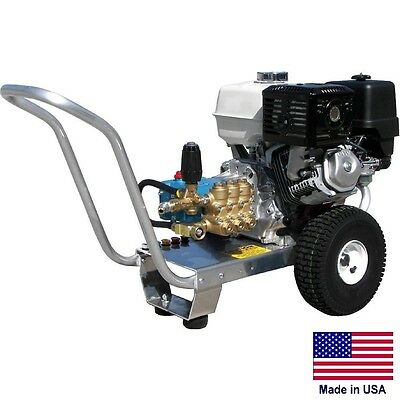 Pressure Washer Commercial - Portable - 4 Gpm - 4000 Psi - 13 Hp Honda - Ar