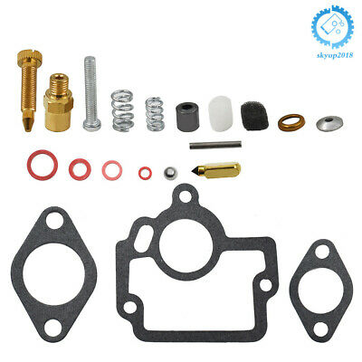Carburetor Carb Kit For International Farmall H O4 W4 Tractor New