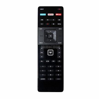 GENUINE VIZIO XRT122 TV REMOTE CONTROL WITH XUMO SHORT KEY (USED)