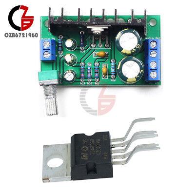 Tda2050 Ic Dip Dc 12-24v 5w-120w 1 Channel Audio Power Amplifier Board Module