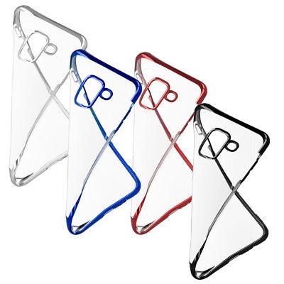 Bumper Plating Soft TPU Schutz Case Back Cover Etui Tasche Für Huawei Y5 2019 - Soft Tpu Bumper Case