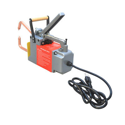 Single Phase 120v Electric Spot Welder 50 Rated Duty Cycle Metal Electrode