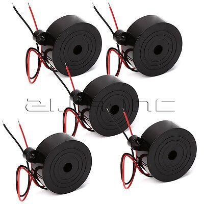 5pcs Dc 3-24v Active Piezo Electronic Alarm Buzzer Tone Continuous Piezoelectric