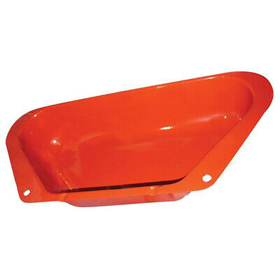 180737m1 In Fender Style Metal Tool Box Fits Massey Ferguson Tractor To35 Mh50
