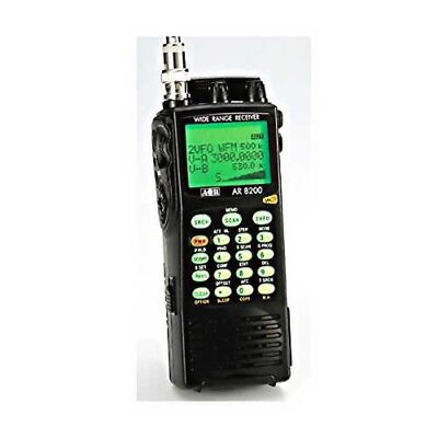 AOR AR-8200MK3 Wide Band Handy Receiver 530kHz-3000MHz Fast Shipping Japan EMS