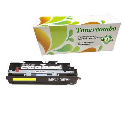 Premium Compatible Q2672A Standard Yeild Yellow Toner Cartridge For 3500