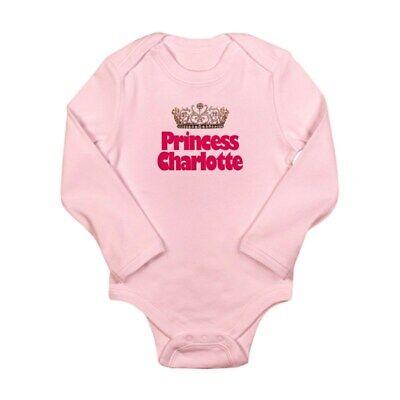 CafePress Princess Charlotte Baby Bodysuit