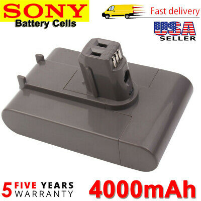 4.0Ah Li-ion For Dyson DC31 22.2V Battery DC34 DC35 DC44 Type A Animal Vacuum US