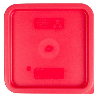 Cambro Sfc6451 Food Storage Container Lid Square 6 8 Qt