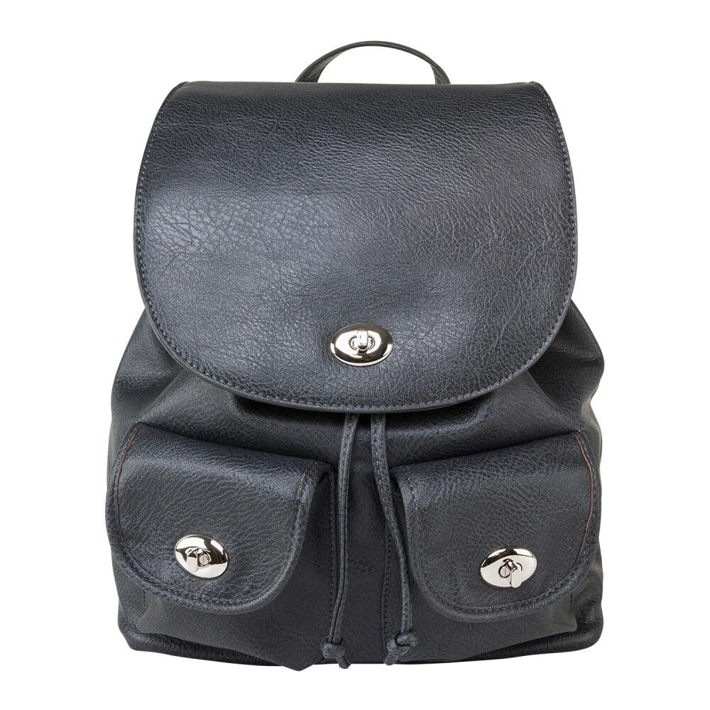 Details About Vism Bwp002 Womens Backpack Ccw Purse Bag Urban Gray