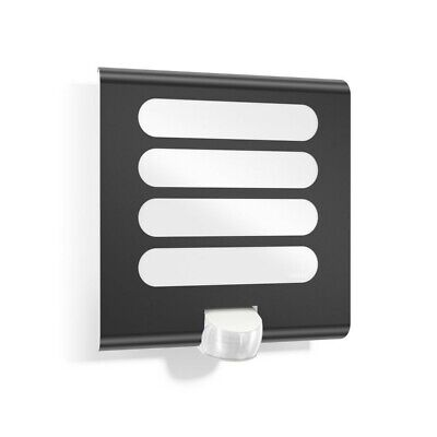 Steinel L224LED Sensor-switched outdoor light Anthracite 033224