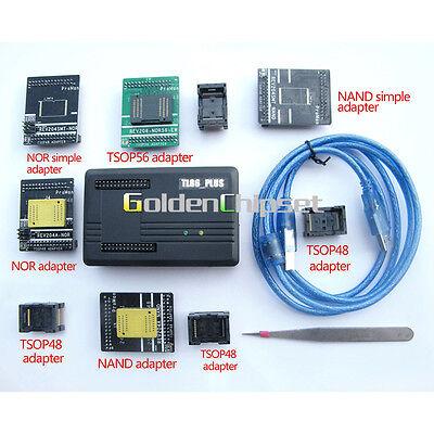 Tl86-plus Programmer Nand Tsop4856 Flash Chip Data Recovery Copy Repair Tool