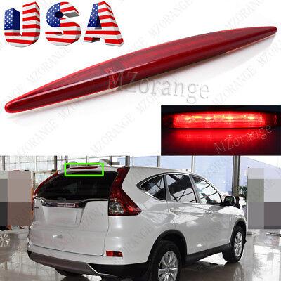 Honda Cr V Tail Lamp (For Honda CR-V CRV 2012-2016 Rear Tail Light High Level 3rd Brake Stop Lamp Red )