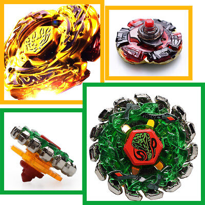 Beyblade DF105LRF Gold Top Rapidity Metal Fusion + POISON SERPENT SW145SD  BB69