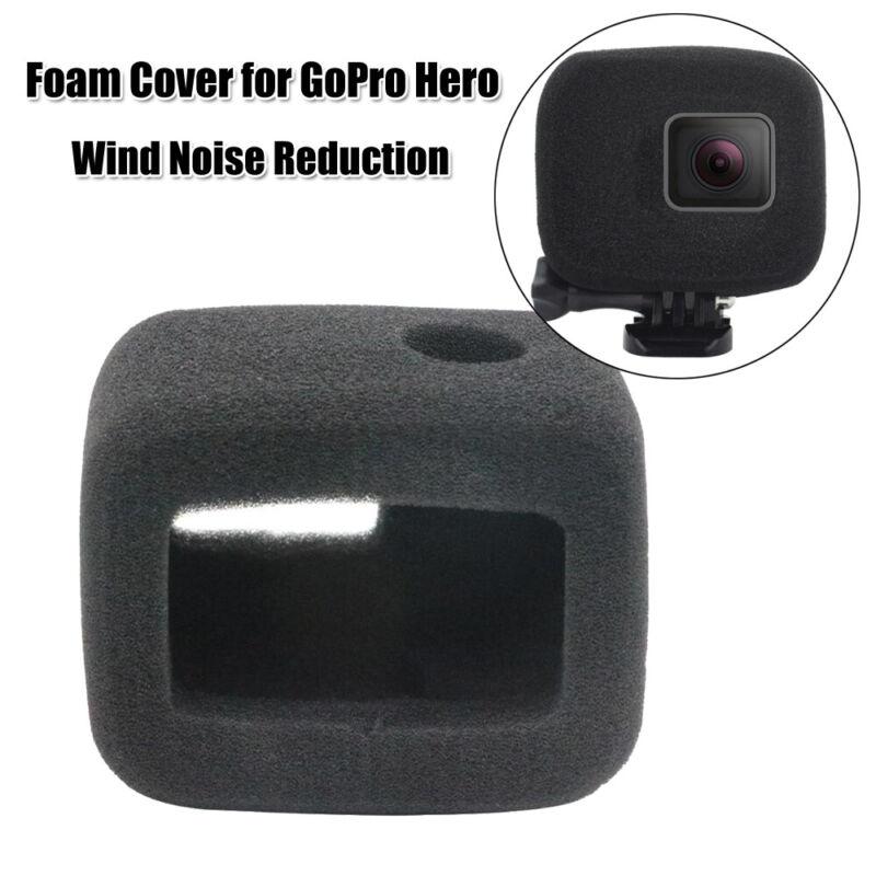 Windproof Windslayer Housing Sponge Foam Cover For Gopro Hero 7 6 5 Black Camera